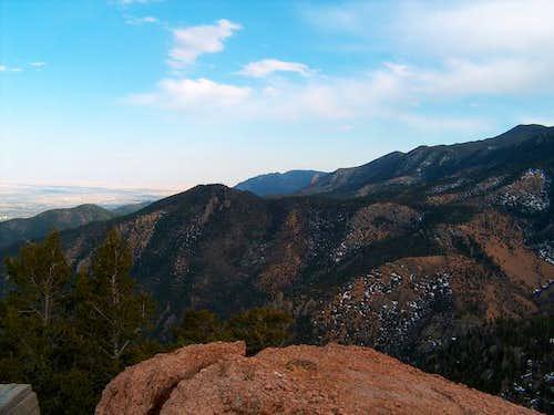 Englemann Canyon, Eagle...