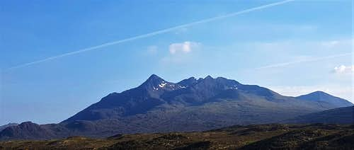 The Northern Black Cuillin