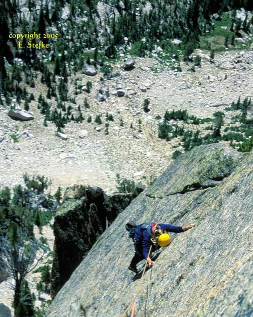 Cirque Lake Peak - The...
