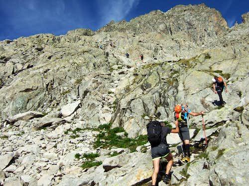 Castellaccio Pass