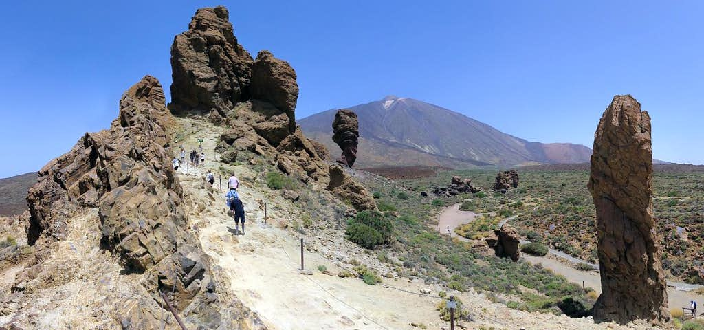 Attractions of Teide route