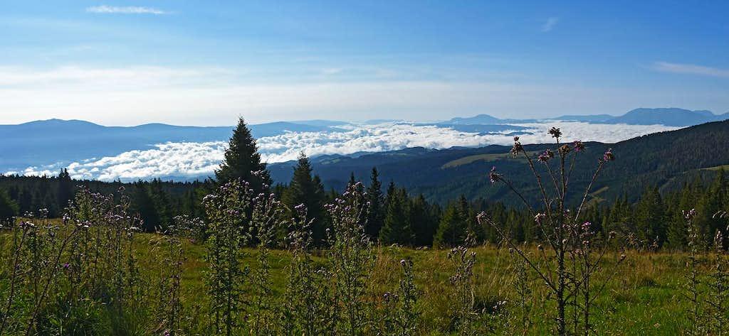 Ofnerhuette panorama