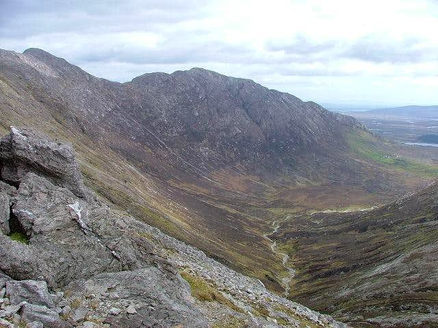 The Glencoaghan Horseshoe