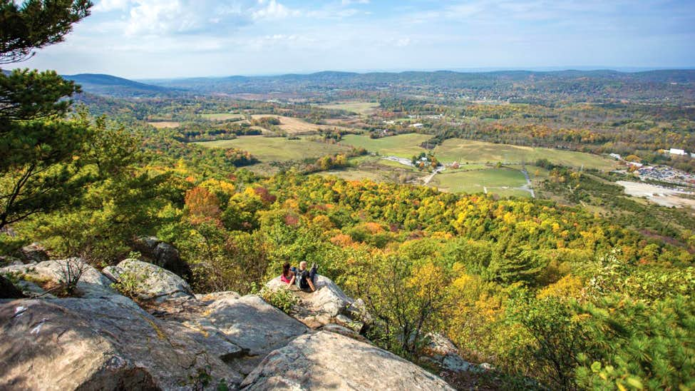 Six Great Hotspots for Hiking and Kayaking