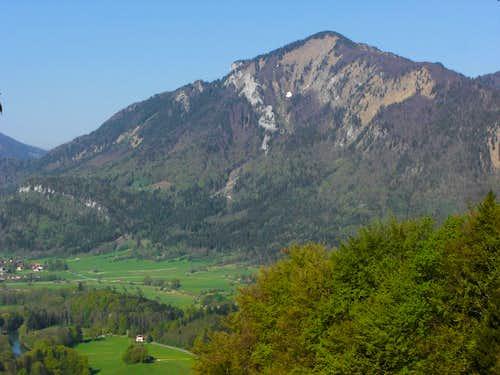 Chiemgauer Hochplatte