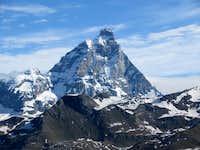 Matterhorn from Falinère Peak