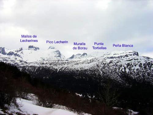 Ridge Lecherin-Peña Blanca
