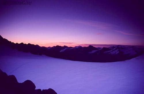 Sunrise at the Brandenburger...