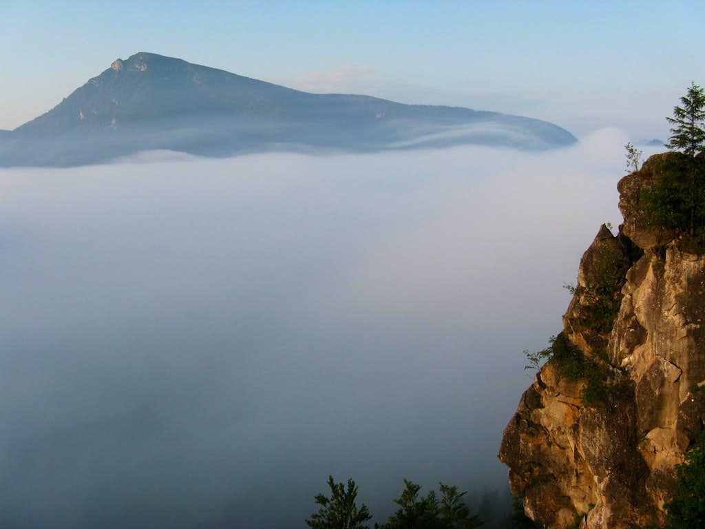 Veľký Choč (1611 m)