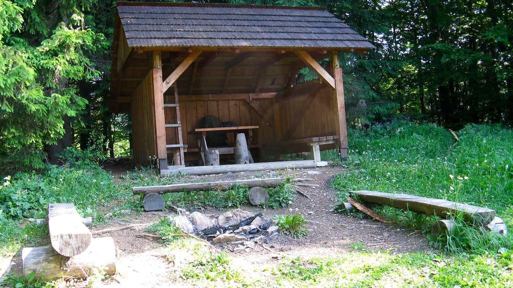 Žimerová shelter