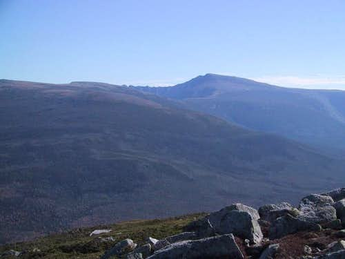 The View of Katahdin from...