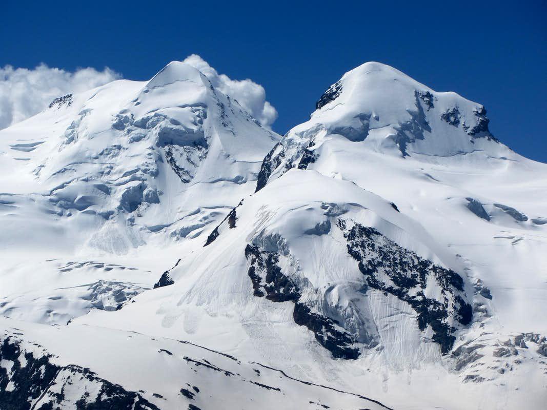Castor & Pollux : Photos, Diagrams & Topos : SummitPost