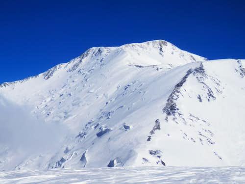 Peak Lenin - Razdelnaya route