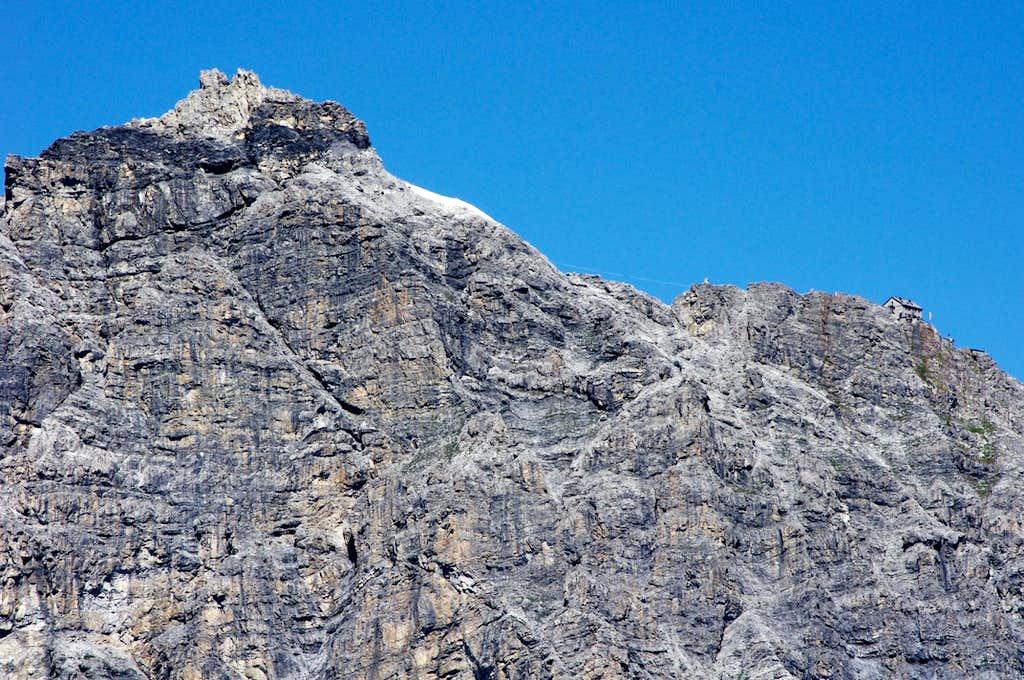 Julius Payer Hut 3029 m