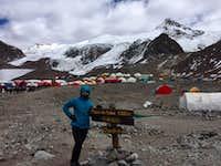 Plaza De Mulas, Base Camp Aconcagua