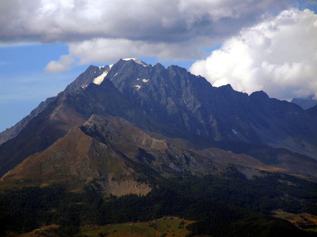 Summer's 2018 Mont Velan or V'lan Southern Face