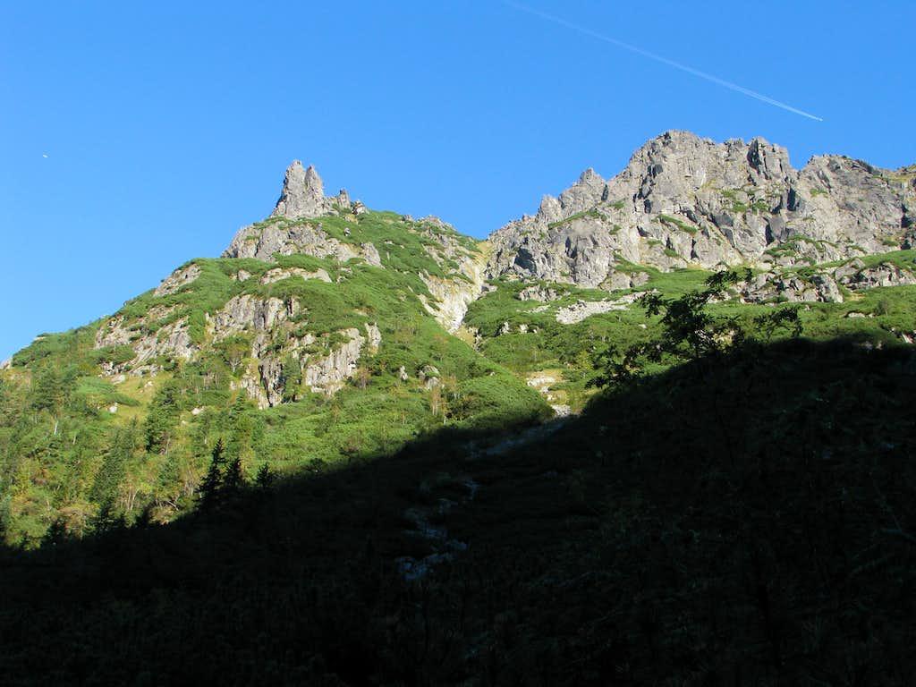 Veža nad Kolibou