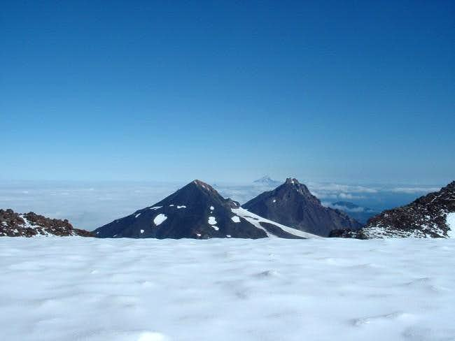 Middle and North Sister...