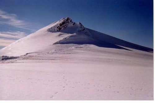 Peretetaitonga peak 2751m on...