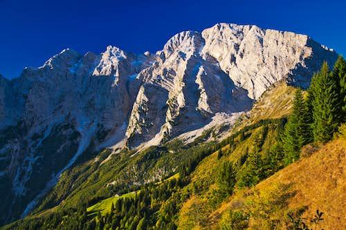 Hoher Göll, 2522 m