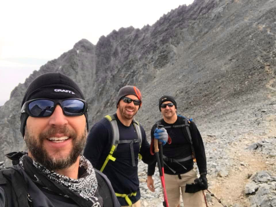 We summited Borah!
