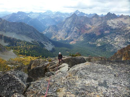 Walk to Summit