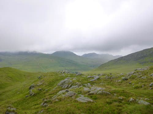 The Gyders from Capel Curig