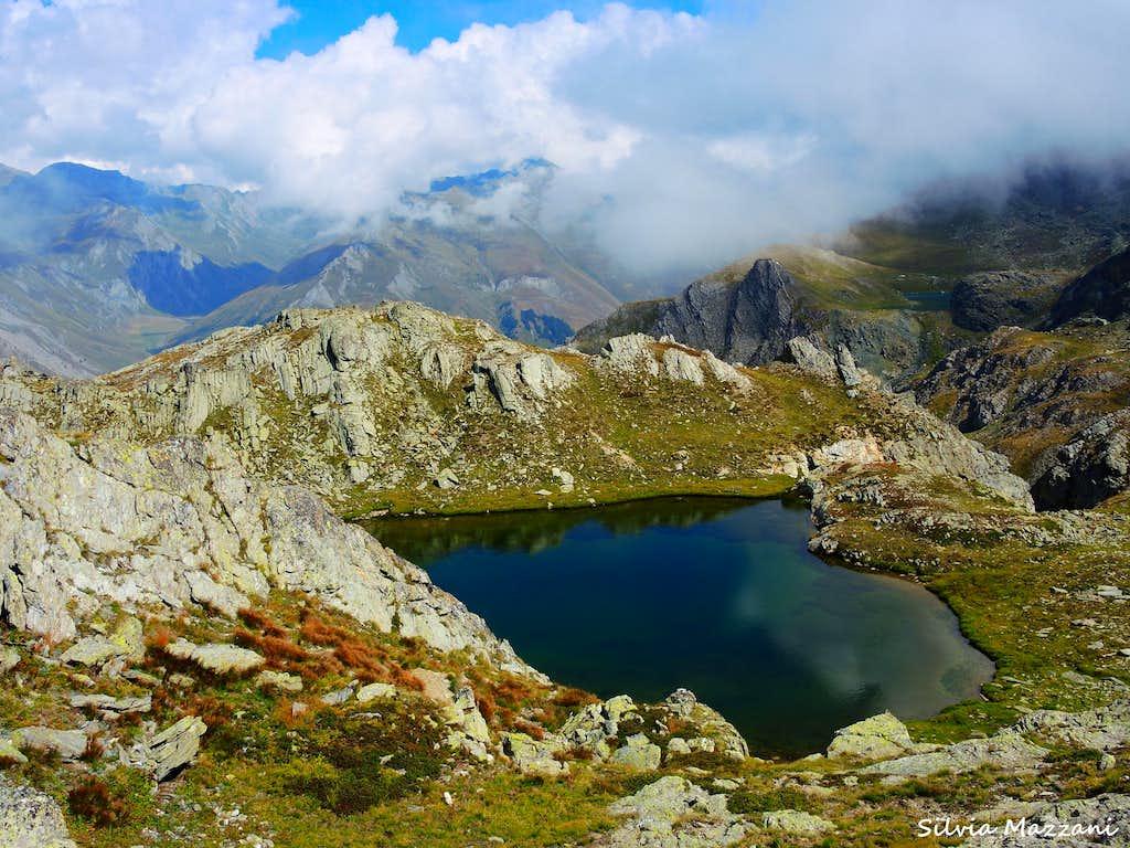 Lago di Bes, Valle Varaita