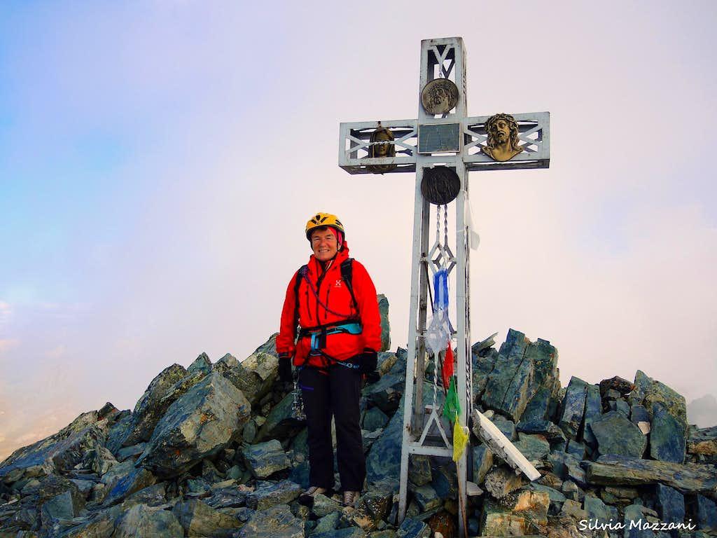 Summit of Roc della Niera