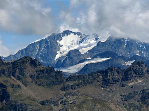 Icy Bernina
