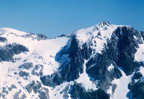 Pic du Glacier d'Arsine