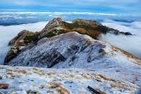 Giewont in Tatra