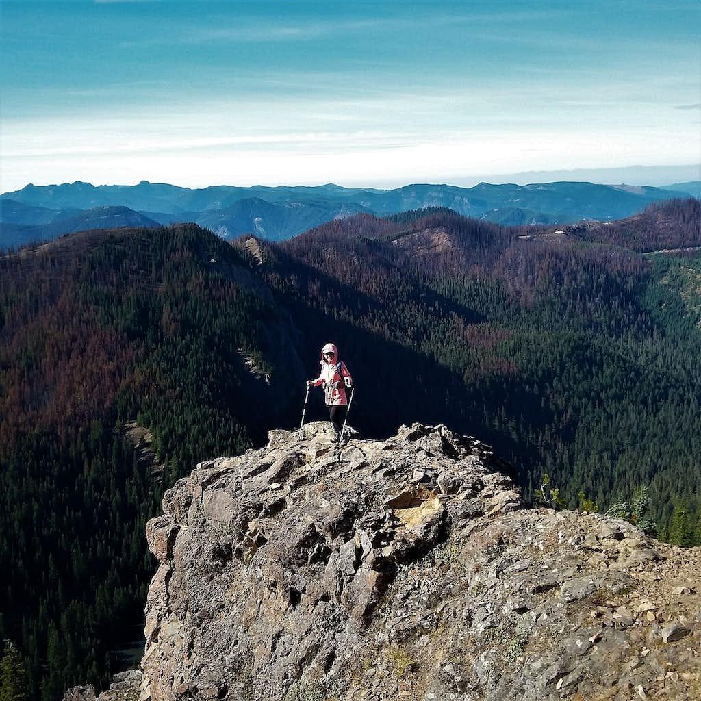 On the edge!!