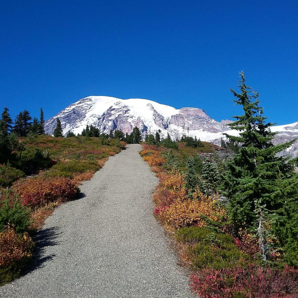 All trails lead to Rainier