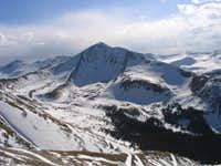 Mount White as seen from the...