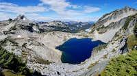 Above La Bohn Lakes