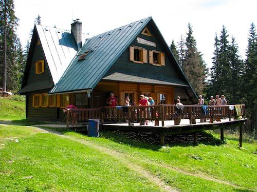 Červenec Hut