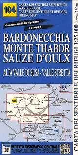 Monte Thabor map