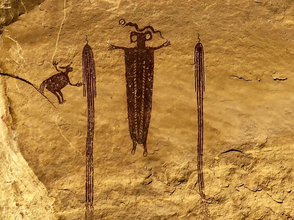 Indian Rock Art