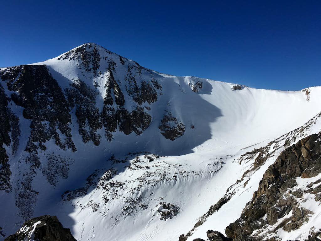 Tydnall Glacier