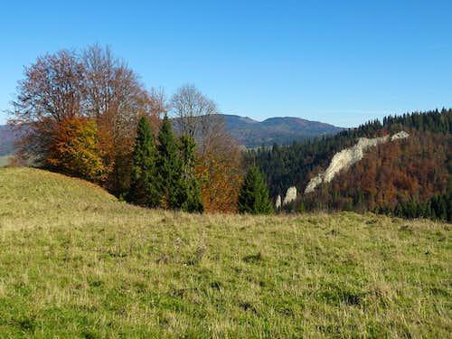 Zaskalskie Bodnarówka Preserve area