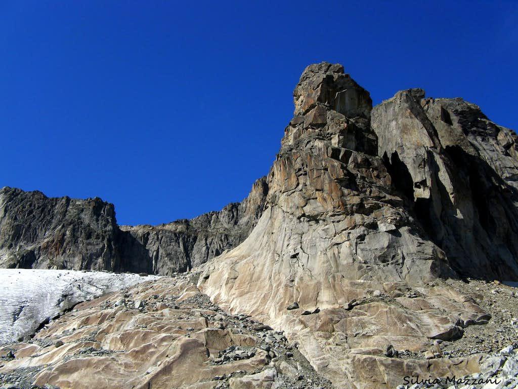 Hannibal Turm, Uri Alps