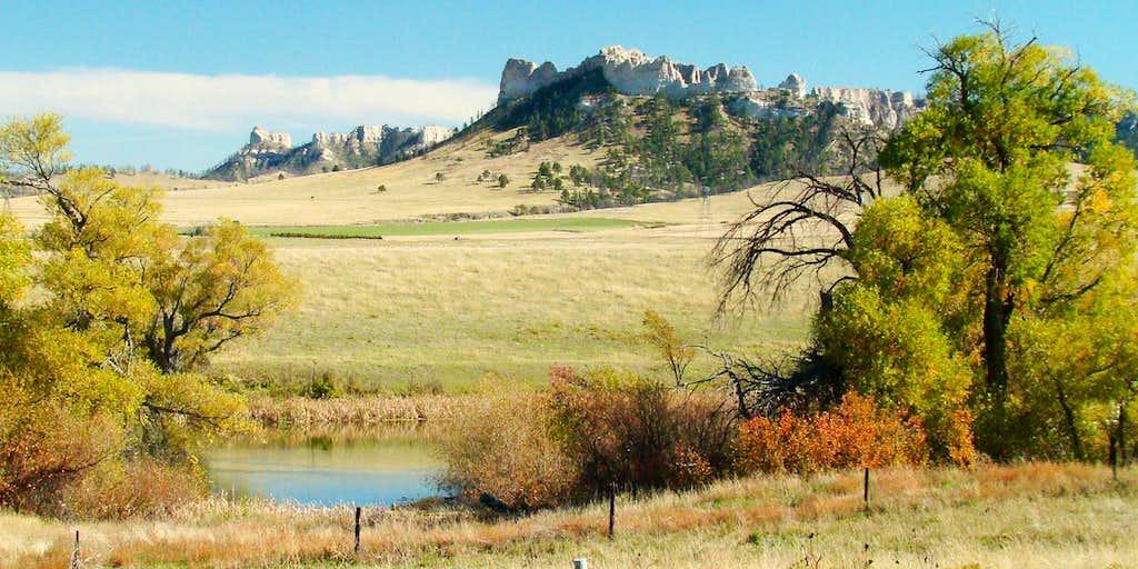 Nebraska's Pine Ridge