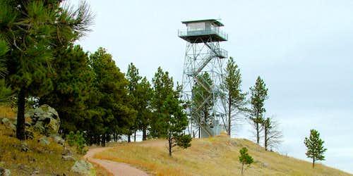 Rankin Fire Tower