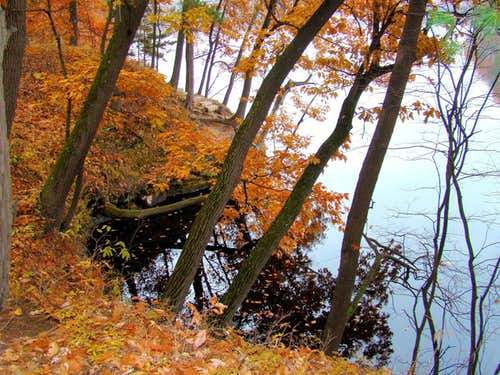 Autumn on the Banks of the Chippewa