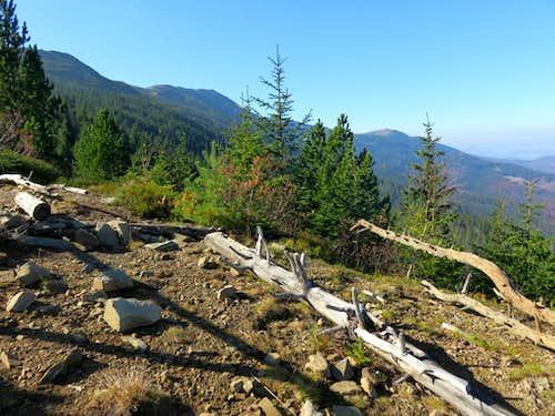 Babia ridge