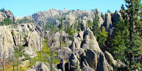 Black Elk Peak / Harney Peak