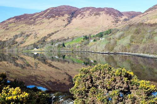 Sallachy, Loch Long.