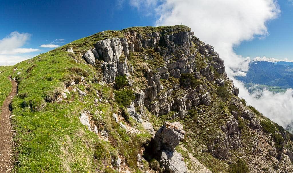 Monte Stivo Summit (2059m)