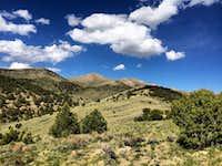 MURDOCK MOUNTAIN, NEVADA, ELKO COUNTY